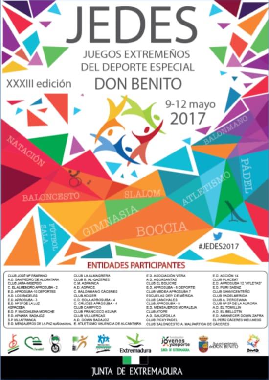Club Villuercas en los JEDES XXXIII Edición