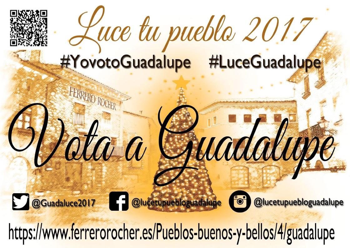 Guadalupe Luce tu pueblo