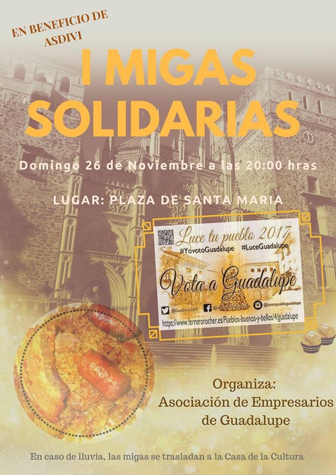 I Migas Solidarias