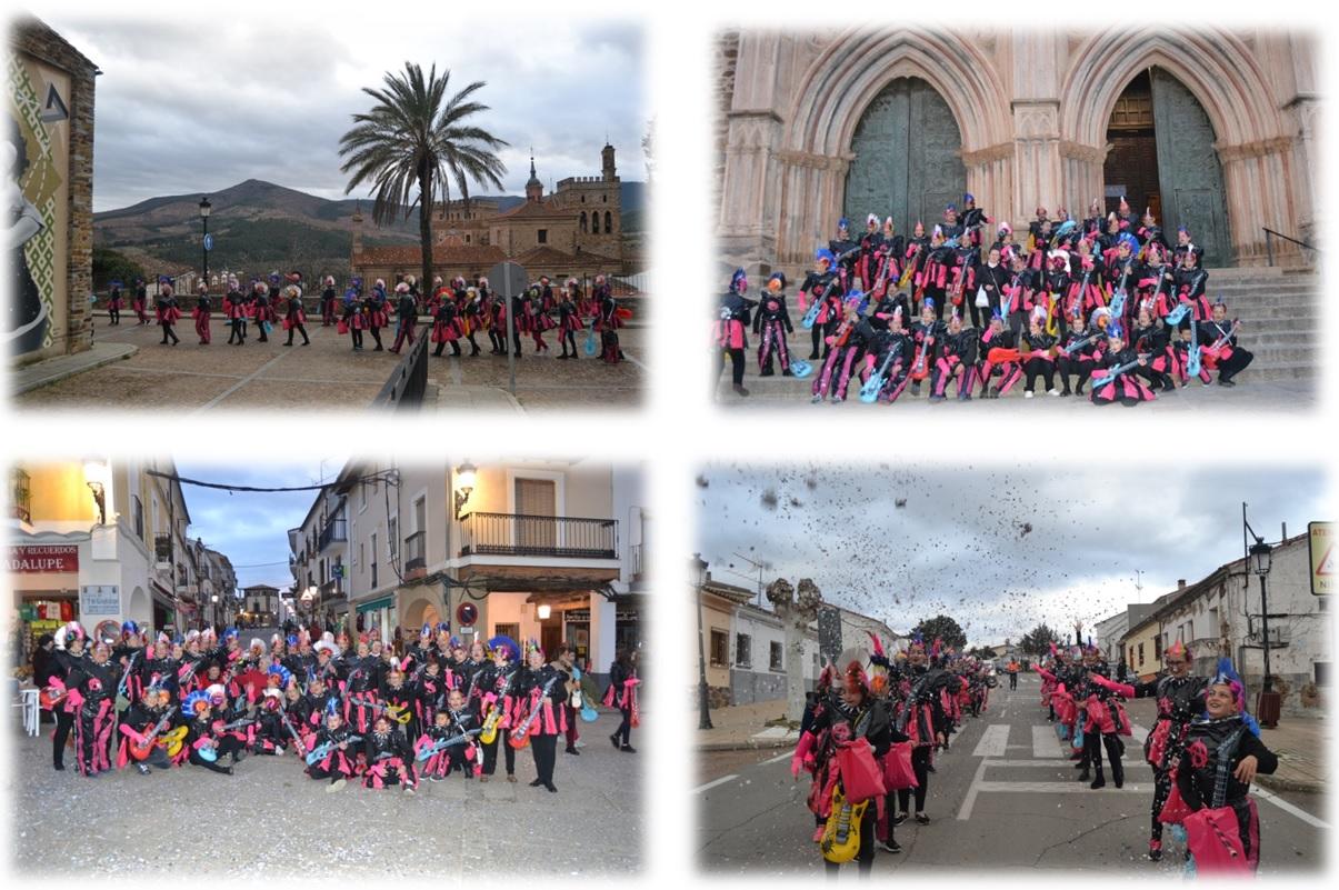Un año más, participando en el Carnaval de Guadalupe 2018