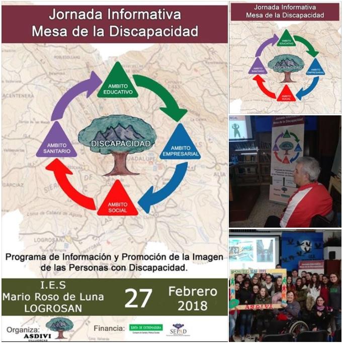 Jornada Informativa 2018 - Mario Roso de Luna