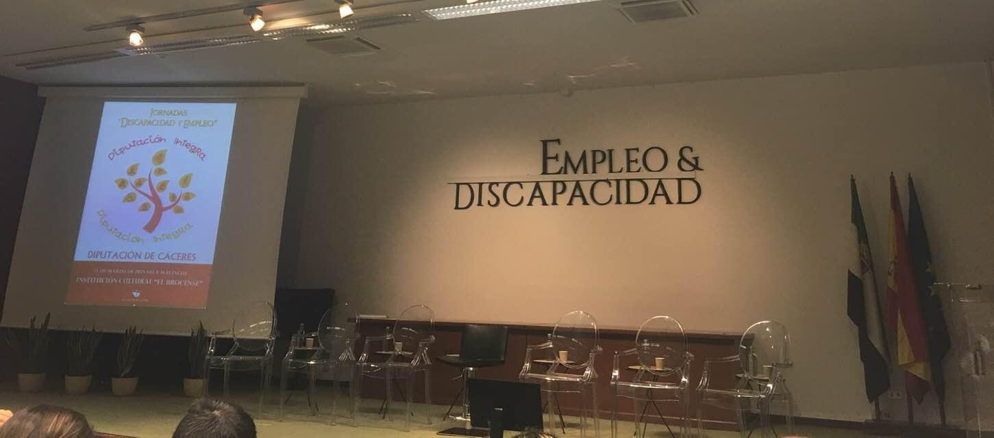 Jornadas de Discapacidad y Empleo 2019
