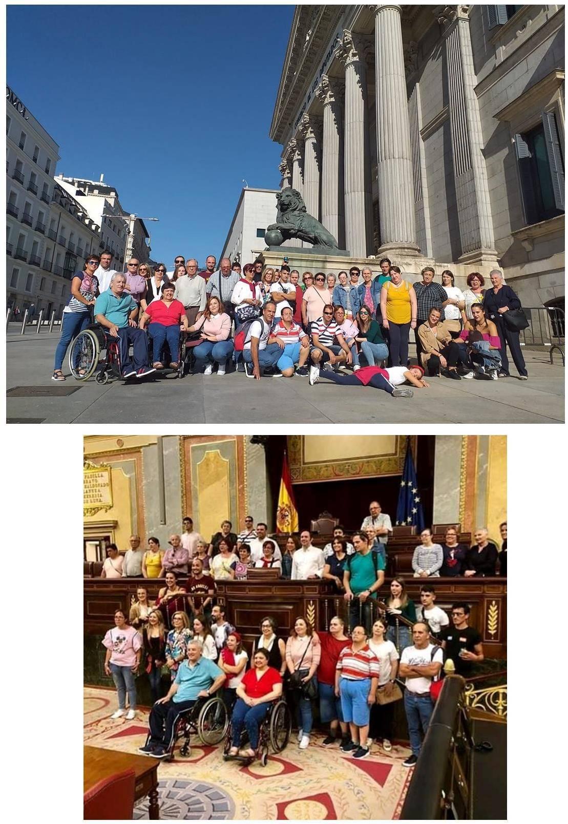 Visita cultural a Madrid 2019