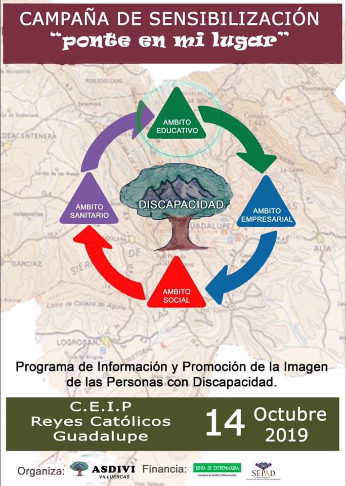 Campaña de sensibilización en el C.E.I.P. Reyes Católicos 2019