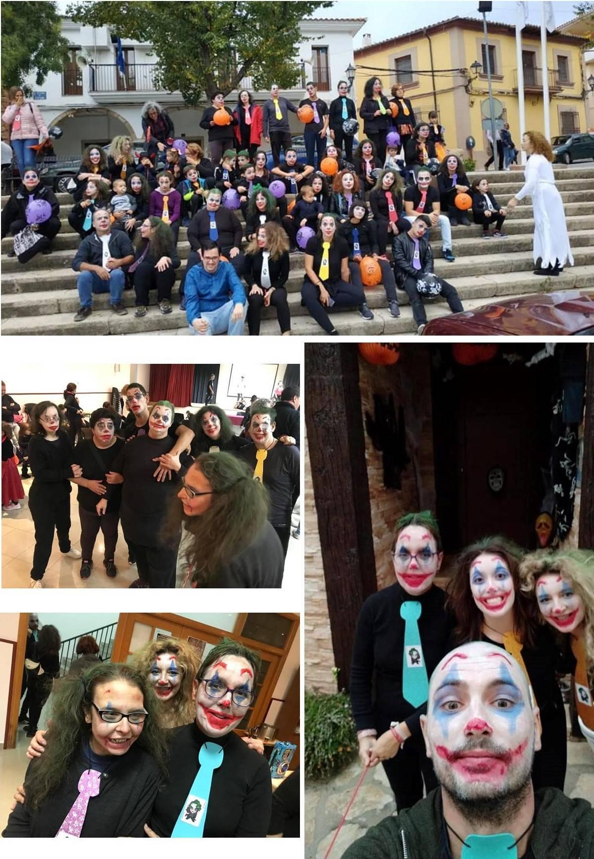 Happy Halloween Berzocana 2019