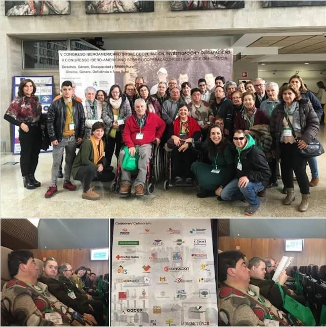 V Congreso Iberoamericano sobre Cooperación Investigación y Discapacidad