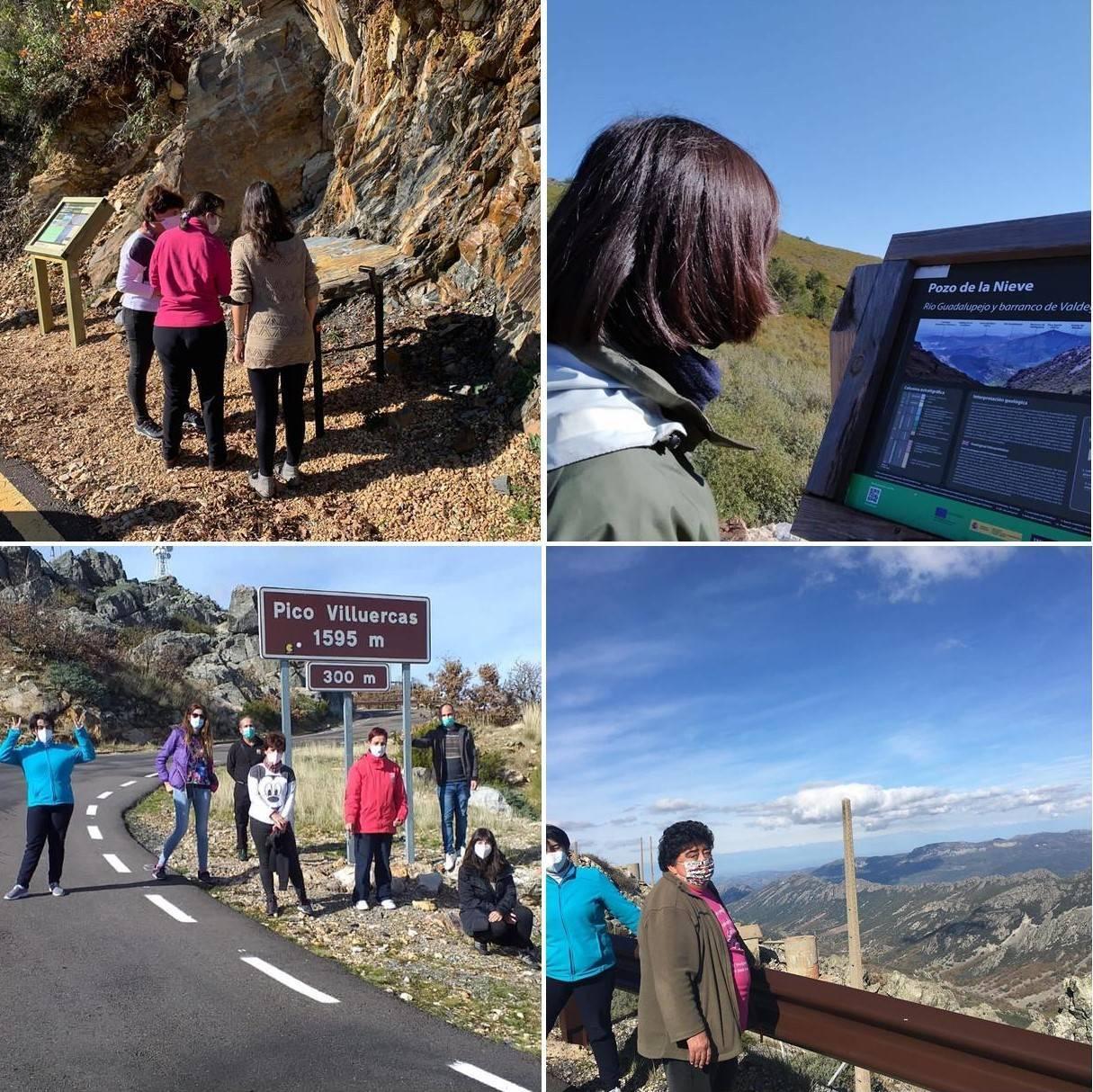 De ruta al Pico Villuercas (2020)